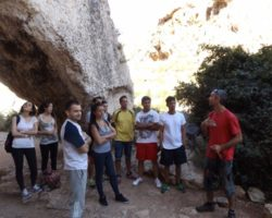 Agosto Curso escalada Malta (5)