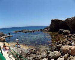 Agosto Curso escalada Malta (56)