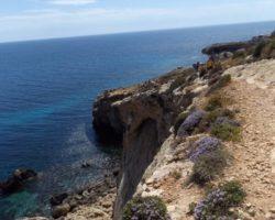 Agosto Curso escalada Malta (58)