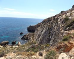 Agosto Curso escalada Malta (59)