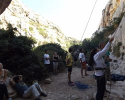 Agosto Curso escalada Malta (60)