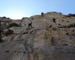 Agosto Curso escalada Malta (61)