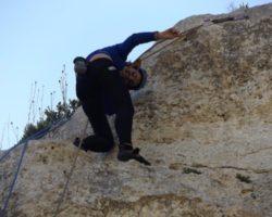 Agosto Curso escalada Malta (62)