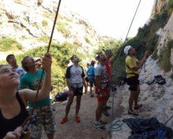 Agosto Curso escalada Malta (65)