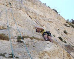 Agosto Curso escalada Malta (69)