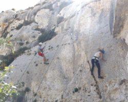 Agosto Curso escalada Malta (70)