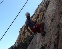 Agosto Curso escalada Malta (75)