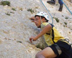 Agosto Curso escalada Malta (79)
