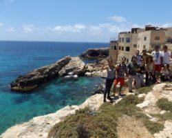 Agosto Curso escalada Malta (83)