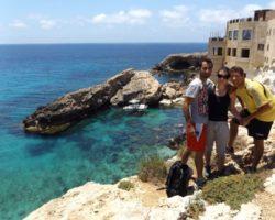 Agosto Curso escalada Malta (84)