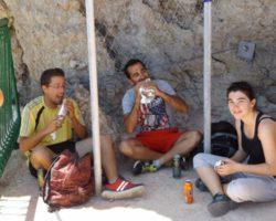 Agosto Curso escalada Malta (86)