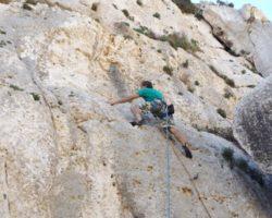 Agosto Curso escalada Malta (9)