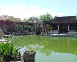 Erasmus desde Bari chinese garden santa lucija Abril 2013 (19)