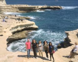 Marzo Caminata visita turismo y trekking por Malta (4)