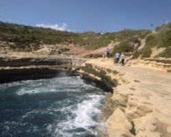 Marzo Caminata visita turismo y trekking por Malta (46)