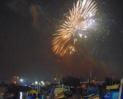28 Abril Festival Internacional de Fuegos Artificiales Día 2 Marsaxlokk (8)