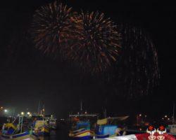 28 Abril Festival Internacional de Fuegos Artificiales Día 2 Marsaxlokk (9)