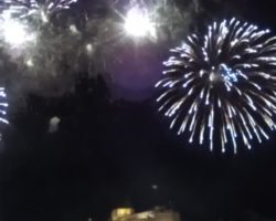 30 Abril Festival Internacional de Fuegos Artificiales Día 3 Valletta (9)