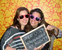 ABRIL SPANISH - SUNGLASSES AT NIGHT PARTY (13)