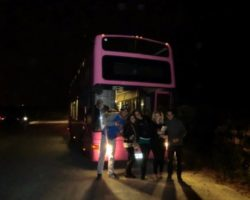 ABRIL SUNGLASSES AT NIGHT EN GIANPULA (38)