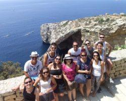 Escapada por el sur (Julio 2013) Blue Grotto (1)