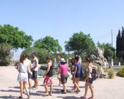 Escapada por el sur (Julio 2013) The garden of serenity in Santa Lucija (10)