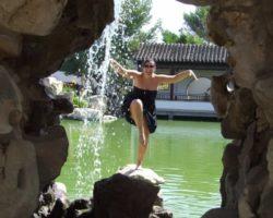 Escapada por el sur (Julio 2013) The garden of serenity in Santa Lucija (15)