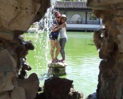 Escapada por el sur (Julio 2013) The garden of serenity in Santa Lucija (17)
