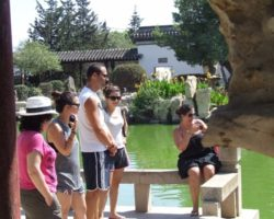 Escapada por el sur (Julio 2013) The garden of serenity in Santa Lucija (28)