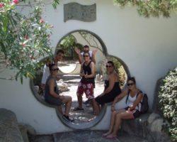 Escapada por el sur (Julio 2013) The garden of serenity in Santa Lucija (7)