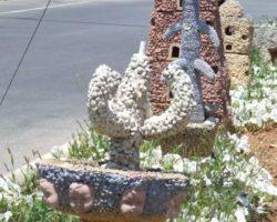 Escapada por el sur (Julio 2013) The garden of serenity in Santa Lucija (9)