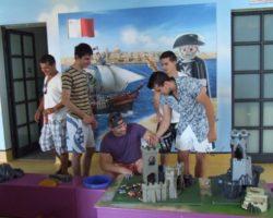 Escapada por el sur (Junio 2013) playmobil factoria malta (17)
