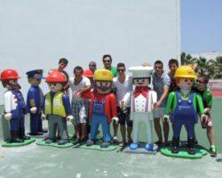 Escapada por el sur (Junio 2013) playmobil factoria malta (23)