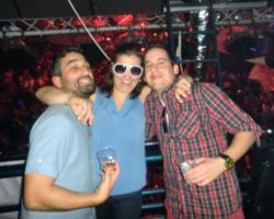 FEBRERO SUNGLASSES AT NIGHT WEEKEND EN GOZO (24)
