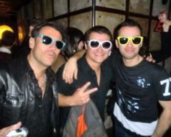 FEBRERO SUNGLASSES AT NIGHT WEEKEND EN GOZO (9)