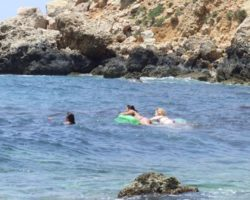 Fomm Ir-Rih La Bahía de las Sirenas (Julio 2013) (35)