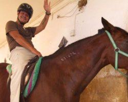 Horse Riding (Mayo 2013) Malta (1)