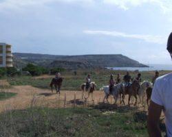 Horse Riding (Mayo 2013) Malta (35)