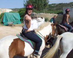 Horse Riding (Mayo 2013) Malta (37)