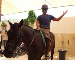 Horse Riding (Mayo 2013) Malta (45)