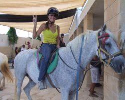 Horse Riding (Mayo 2013) Malta (50)