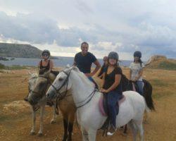 Horse Riding (Mayo 2013) Malta (58)