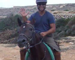 Horse Riding (Mayo 2013) Malta (7)
