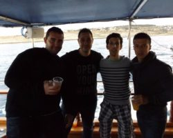 MAYO LAZY PIRATE BOAT PARTY (25)