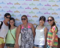Pool Party Aria 1000 Amigos QHM (Junio 2013) (1)
