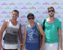 Pool Party Aria 1000 Amigos QHM (Junio 2013) (2)