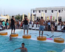 Pool Party Aria 1000 Amigos QHM (Junio 2013) (35)