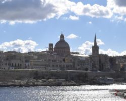 Valletta desde Sliema (3)