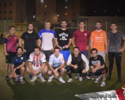 1 Octubre pachanga fútbol Malta