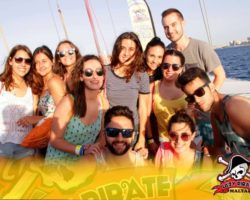 11 JUNIO ENFERMER@S EN LA LAZY PIRATE BOAT PARTY (20)